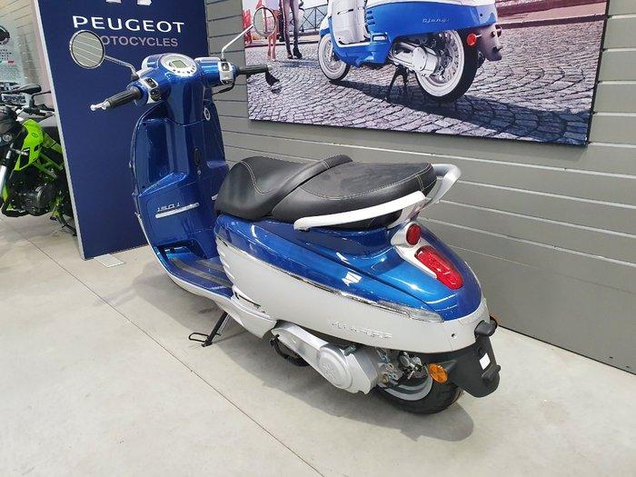 2021 Peugeot DJANGO 150 S Blue