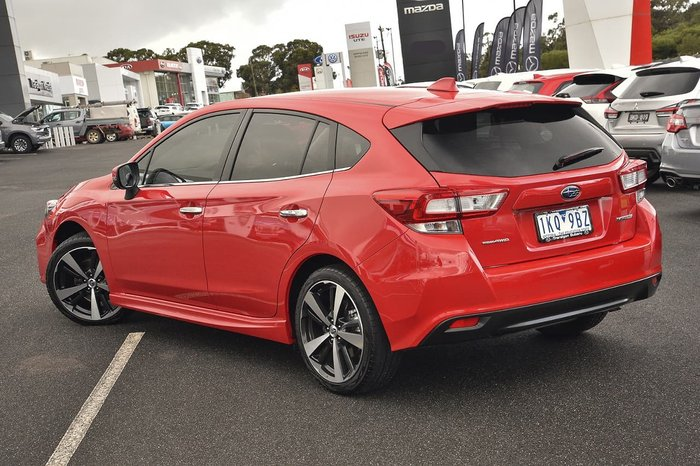 2017 Subaru Impreza 2.0i-S G5 MY17 AWD Red