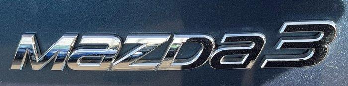 2017 Mazda 3 SP25 GT BN Series Eternal Blue
