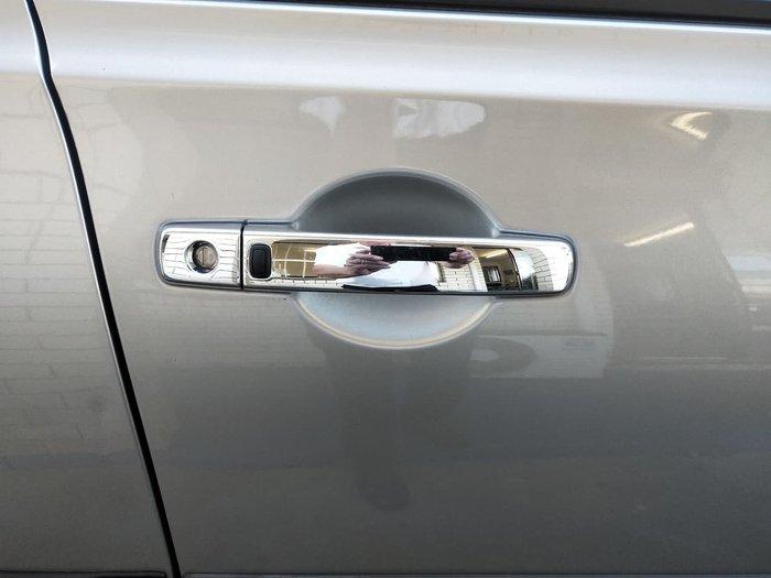 2012 Nissan Dualis Ti-L J10 Series 3 MY12 Silver