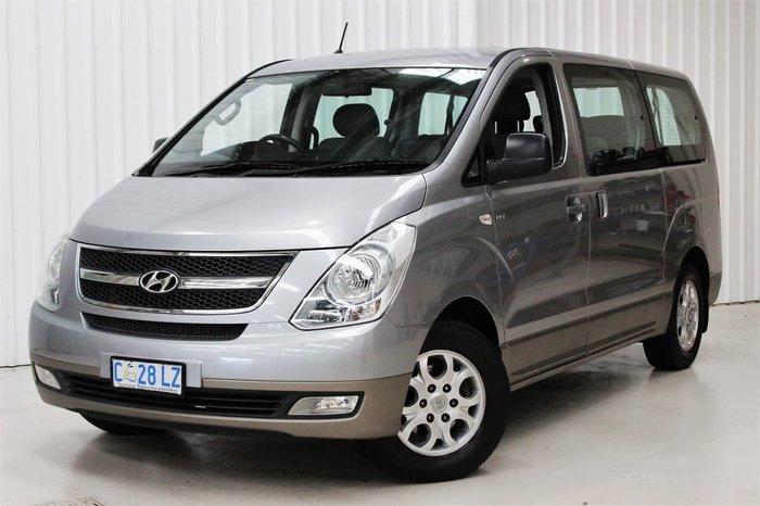 2011 Hyundai iMax TQ-W Grey