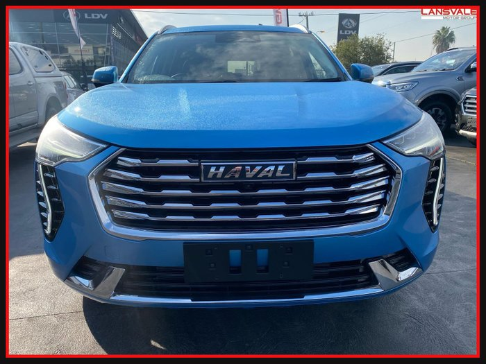 2021 Haval Jolion Lux LE A01 BLUE SAPPHIRE