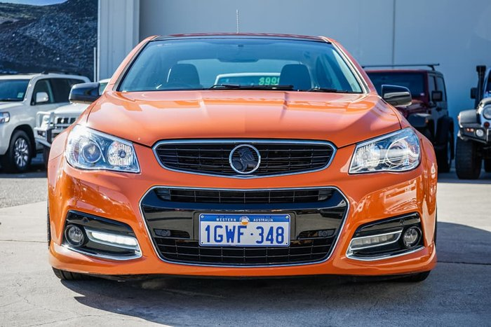 2013 Holden Commodore SS V VF MY14 Fantale