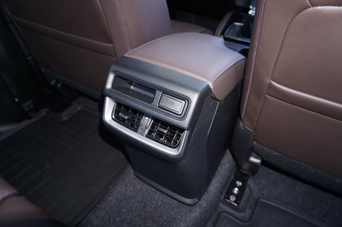 2020 Mazda BT-50 GT TF 4X4 Dual Range True Black