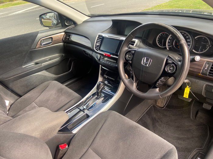 2016 Honda Accord VTi 9th Gen MY16 Modern Steel