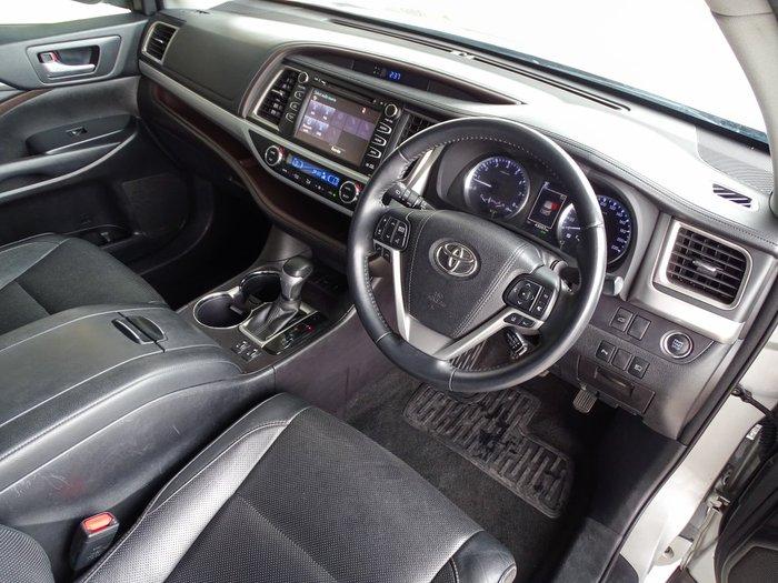 2019 Toyota Kluger GXL GSU50R Silver Storm