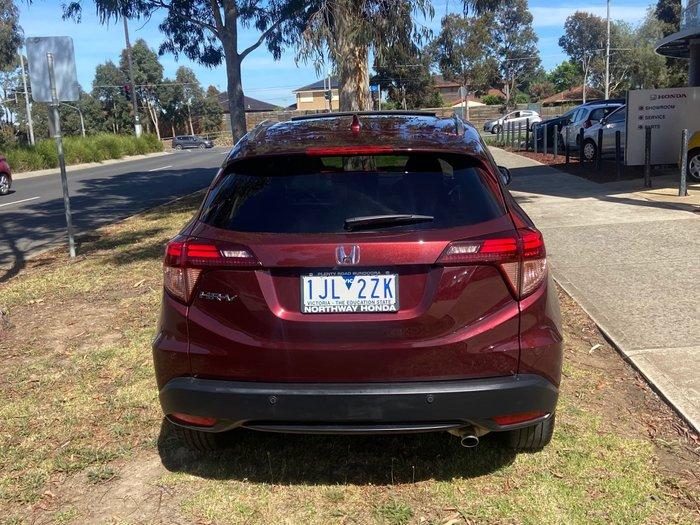 2016 Honda HR-V VTi-L MY16 Carnelian Red