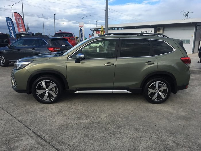 2020 Subaru Forester 2.5i-S S5 MY20 AWD Green