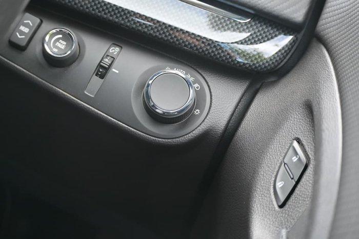 2016 Holden Commodore SV6 Black VF Series II MY16 Phantom