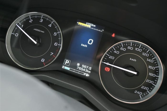 2017 Subaru Impreza 2.0i-S G5 MY17 AWD Dark Grey