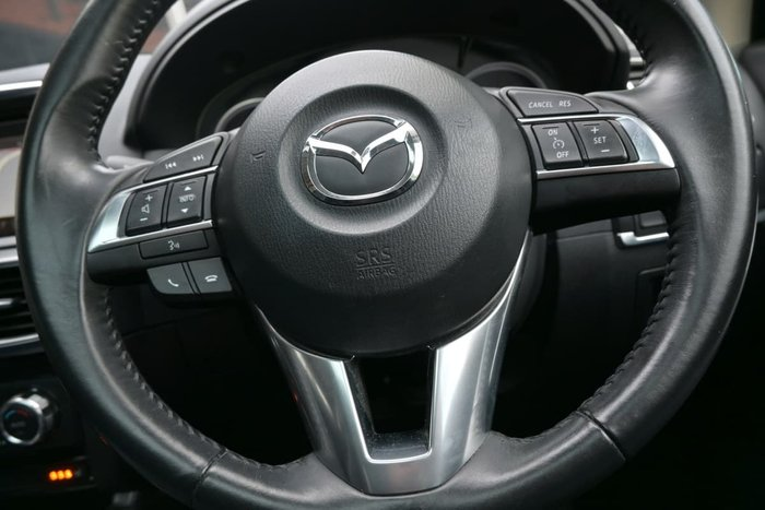 2016 Mazda CX-5 Grand Touring KE Series 2 AWD Blue