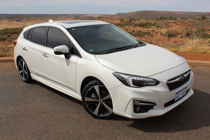 2017 Subaru Impreza 2.0i-S G5 MY17 AWD Crystal White