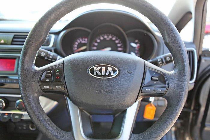 2015 Kia Rio S UB MY15 Grey