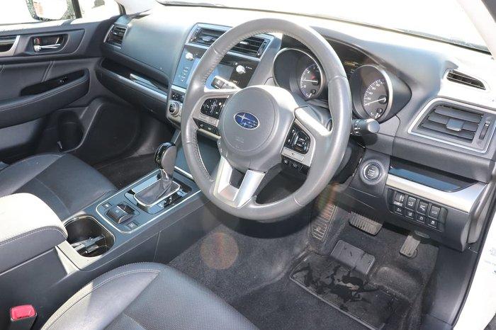 2016 Subaru Outback 2.5i Premium 5GEN MY16 AWD White