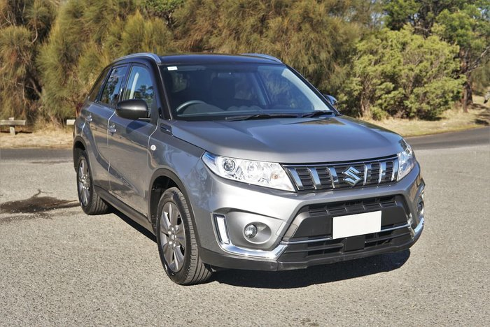 2020 Suzuki Vitara LY Series II Grey