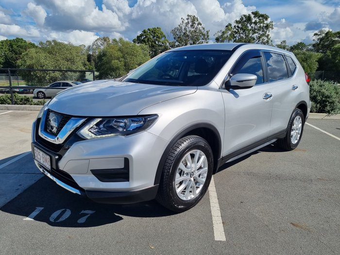 2019 Nissan X-TRAIL ST T32 Series II Brilliant Silver