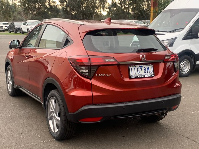 2021 Honda HR-V VTi-S MY21 Passion Red
