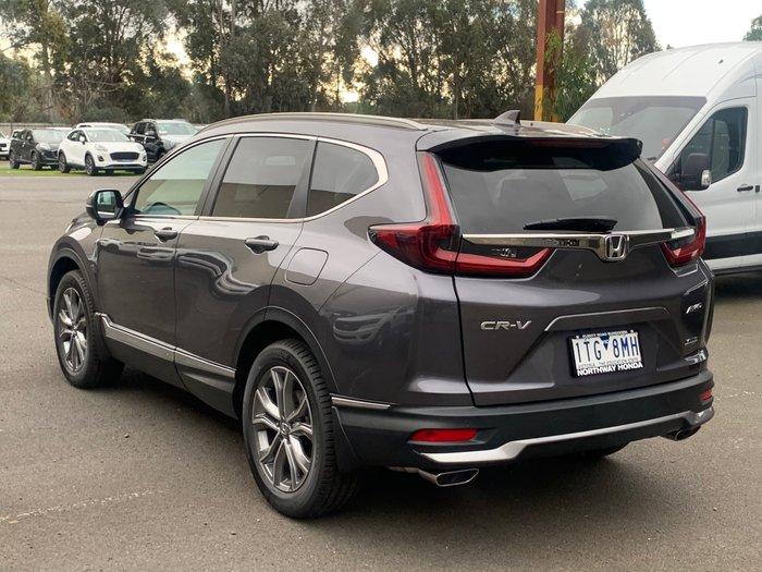 2021 Honda CR-V VTi LX AWD RW MY21 AWD Modern Steel