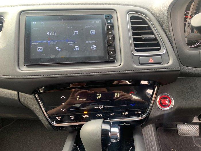 2021 Honda HR-V VTi-S MY21 Platinum White