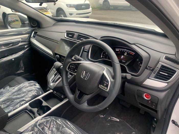 2021 Honda CR-V VTi RW MY21 Platinum White