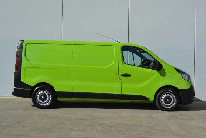 2015 Renault Trafic 103KW X82 BAMBOO GREEN LWB MANUAL