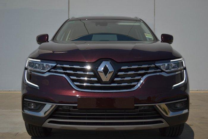 2020 Renault Koleos Intens HZG MY20 Four Wheel Drive RED MILLESIM