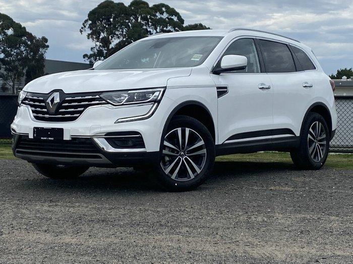 2019 Renault Koleos Zen HZG MY20 SOLID WHITE