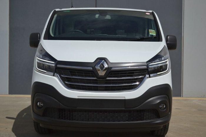 2021 Renault Trafic Premium 125kW X82 WHITE SWB AUTO BUSINESS