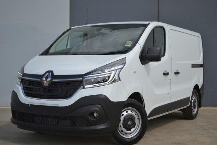 2021 Renault Trafic Premium 125kW X82 NO ON ROADS WHITE SWB AUTO