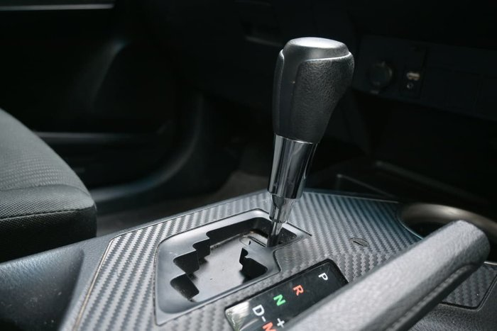 2015 Toyota RAV4 GX ZSA42R Silver Pearl