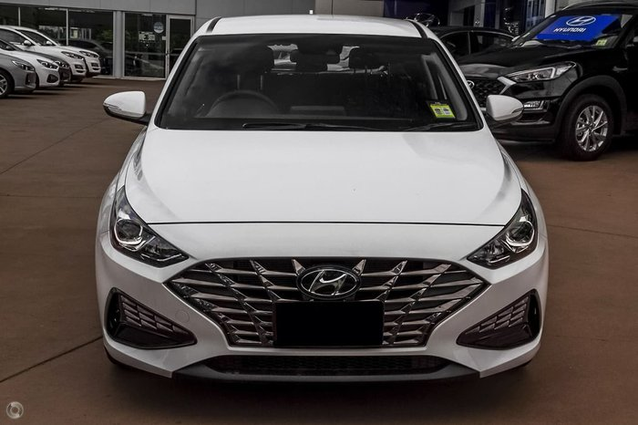 2021 Hyundai i30 PD.V4 MY21 Polar White