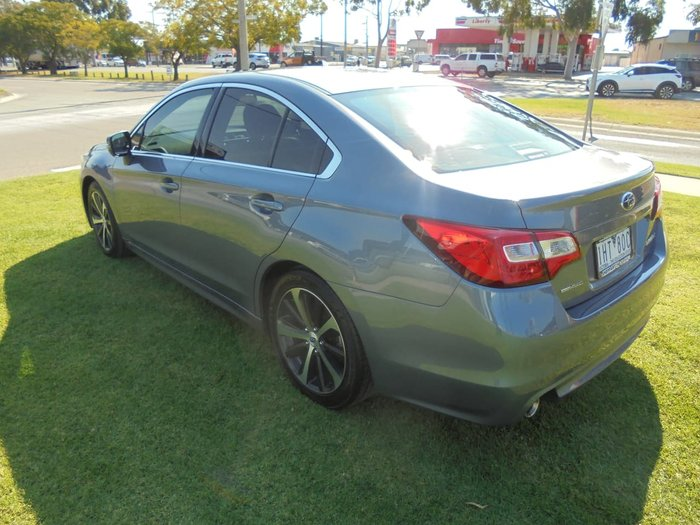 2016 Subaru Liberty 2.5i Premium 6GEN MY16 AWD Grey