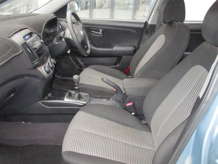 2009 Hyundai Elantra SX HD Sky Blue