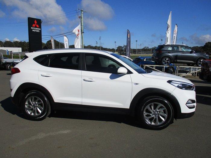 2017 Hyundai Tucson Active TL2 MY18 Pure White