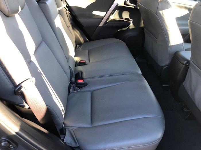 2015 Toyota RAV4 GX ZSA42R Grey