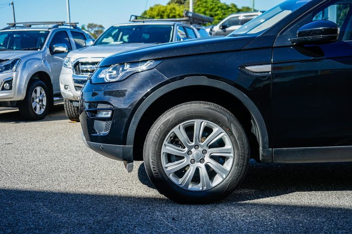 2016 Land Rover Discovery Sport SD4 HSE Luxury L550 MY16.5 4X4 Constant Santorini Black