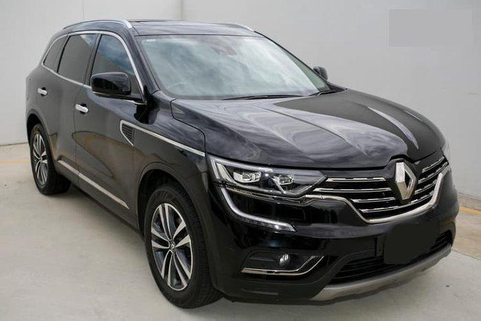2018 Renault Koleos Intens HZG Metallic Black