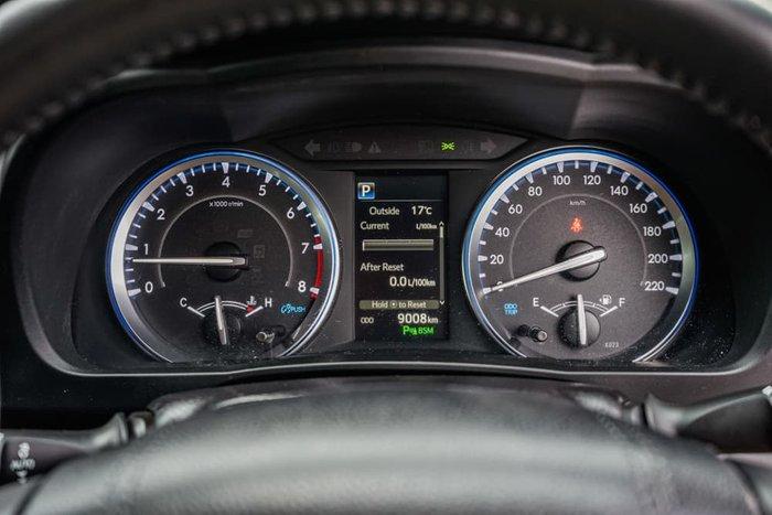 2019 Toyota Kluger Grande GSU55R AWD Crystal Pearl