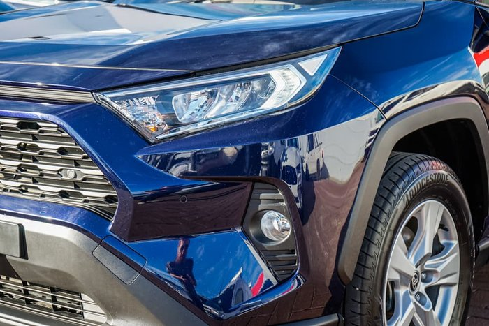 2019 Toyota RAV4 GX MXAA52R Saturn Blue