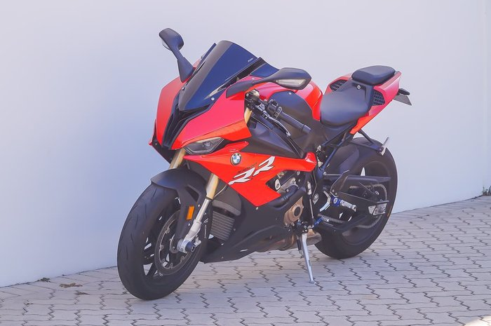 2020 BMW S 1000 RR RACE Red