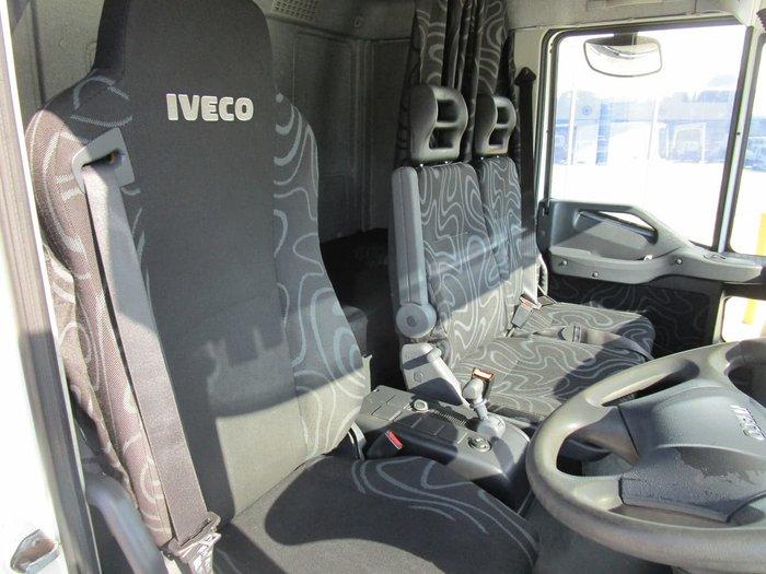 2014 IVECO EUROCARGO ML225 E28 6X2 WHITE