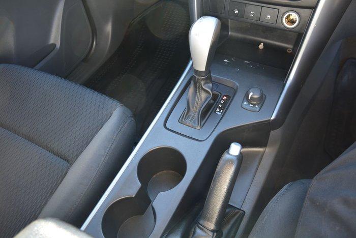 2015 Mazda BT-50 XTR UR 4X4 Dual Range Titanium Flash
