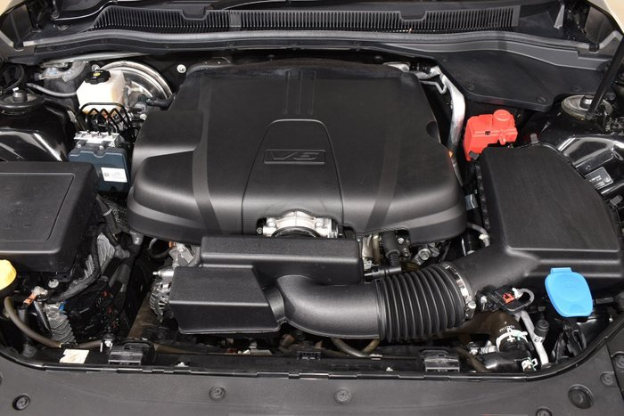 2017 Holden Ute SV6 VF Series II MY17 Phantom