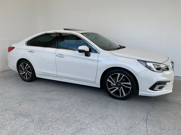 2020 Subaru Liberty 3.6R 6GEN MY20 AWD White