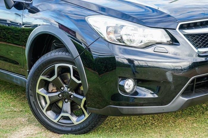 2014 Subaru XV 2.0i-S G4X MY14 AWD Crystal Black