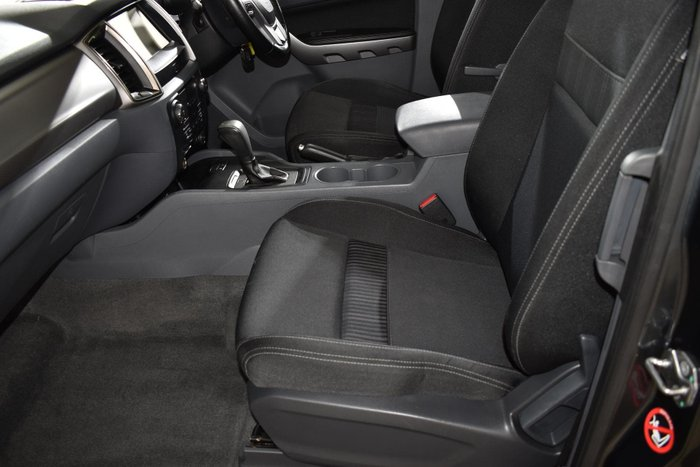 2015 Ford Ranger XLT Hi-Rider PX MkII Metropolitan Grey