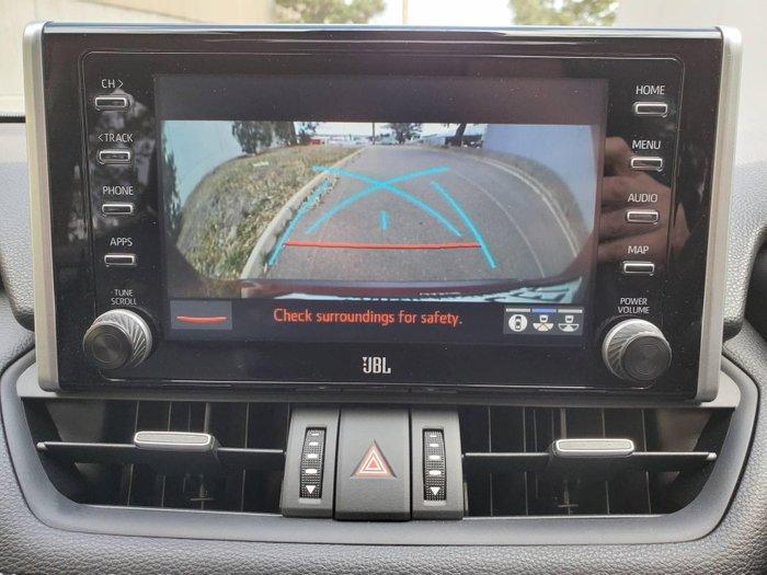 2020 Toyota RAV4 Cruiser MXAA52R Atomic Rush