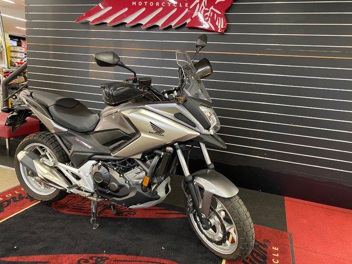 2016 Honda NC750XA Grey