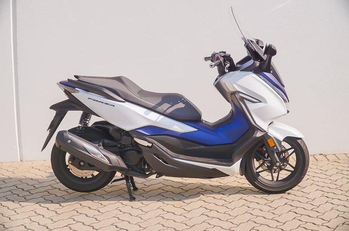 2019 HONDA FORZA 300 (NSS300) White