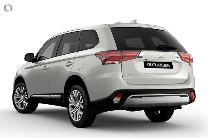 2020 Mitsubishi Outlander ES ZL MY21 AWD Starlight